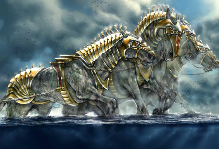 Os Cavalos Gigantes