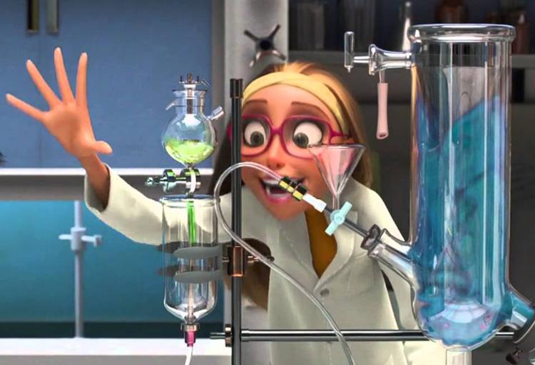Irritando o nerd do laboratório