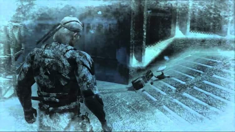 O retorno para Shadow Moses em Metal Gear Solid IV: Guns of The Patriots