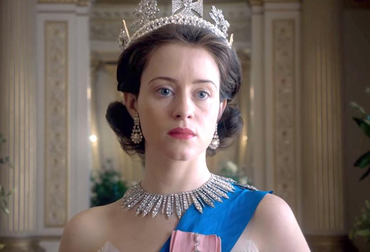 Dezembro – The Crown