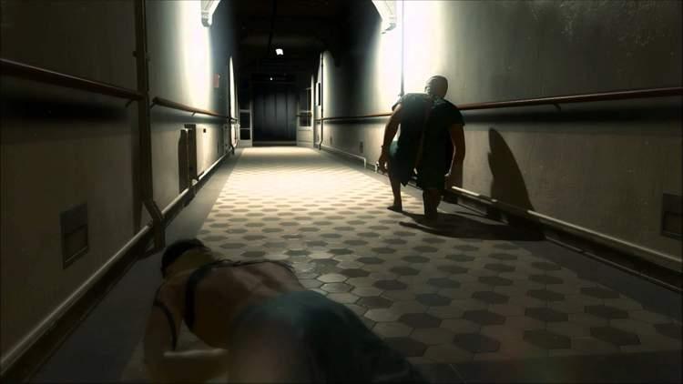 A introdução de Metal Gear Solid V: Phantom Pain