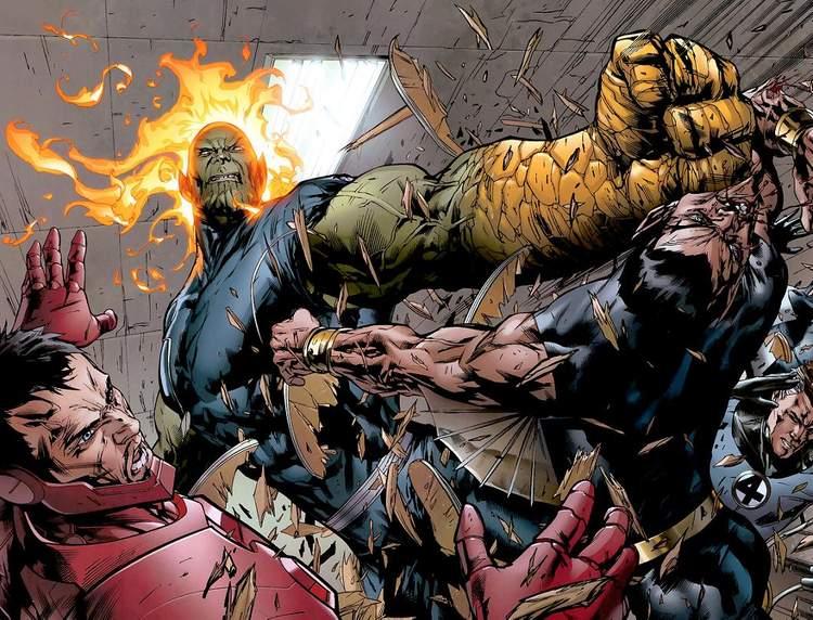 Super Skrull em Capitã Marvel