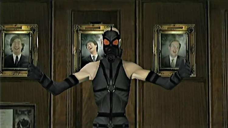 Psycho Mantis em Metal Gear Solid