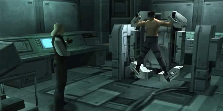 A Tortura em Metal Gear Solid