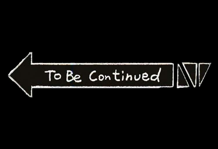 "O meme do ""To Be Continued"""