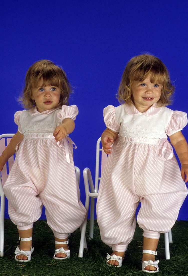 Ninguém sabia das gêmeas