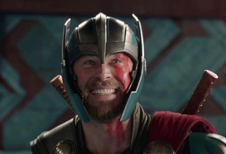 Um pouco mais de humor faz bem para todo mundo (Thor)