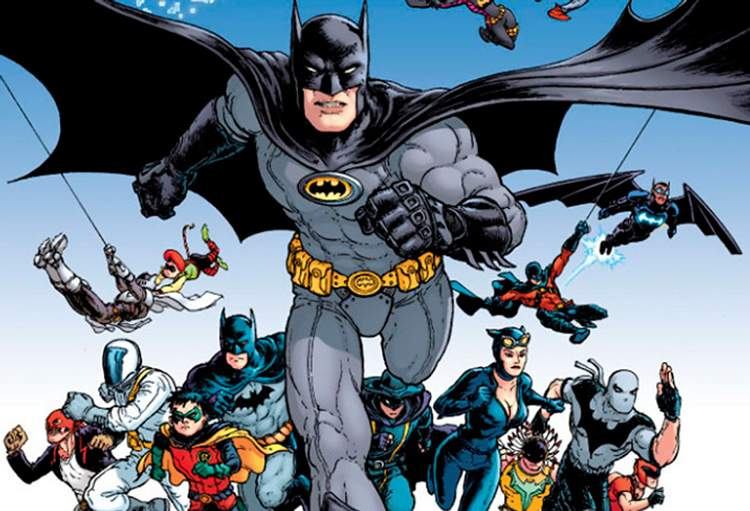Corporação Batman