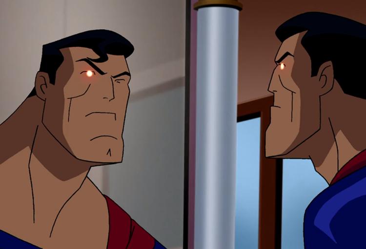 Superman faz uma cirurgia em si mesmo
