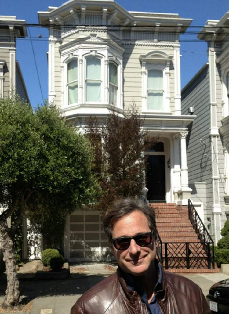 A casa foi vendida