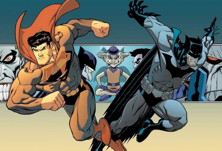 O ataque do Homem de Kryptonita!
