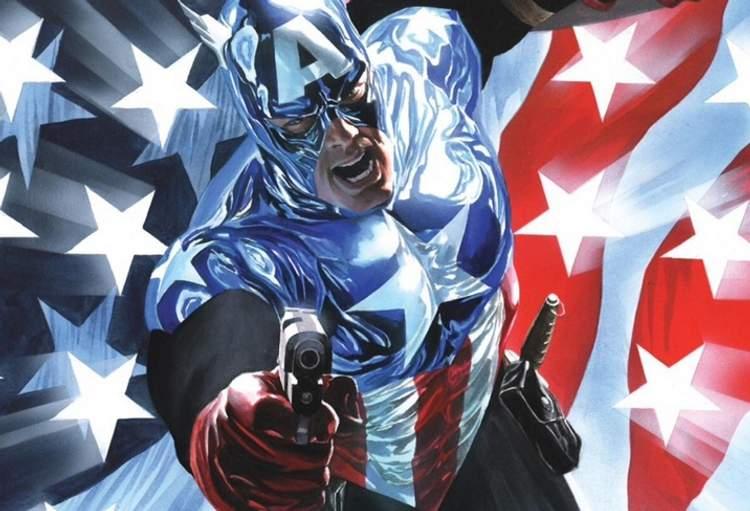 Um novo Capitão América