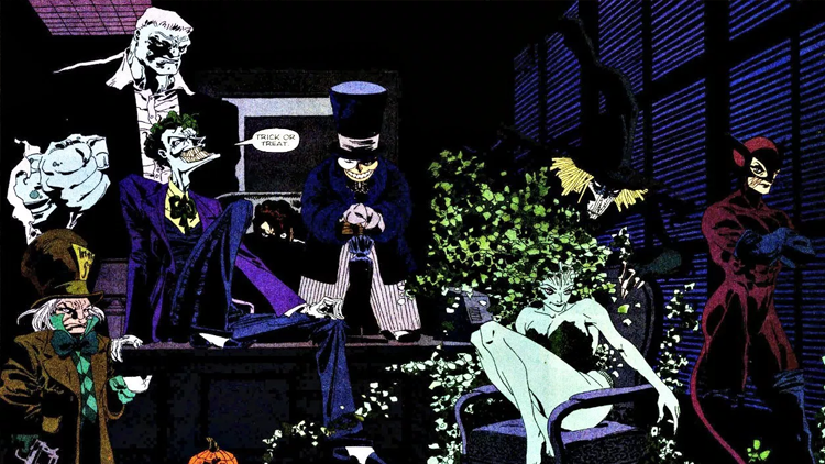O Longo dia das Bruxas