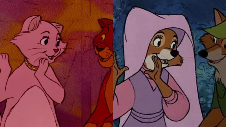 Aristogatas / Robin Hood