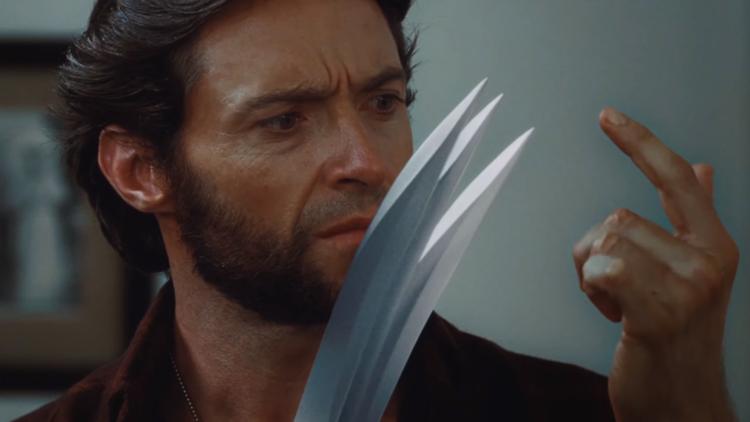 Garras do Wolverine - X-Men Origens: Wolverine
