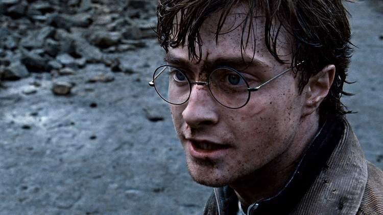 Harry Potter, uma Horcrux