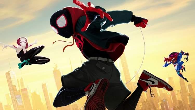 Homem-Aranha no Aranhaverso - Com grandes poderes, vem grande diversão!