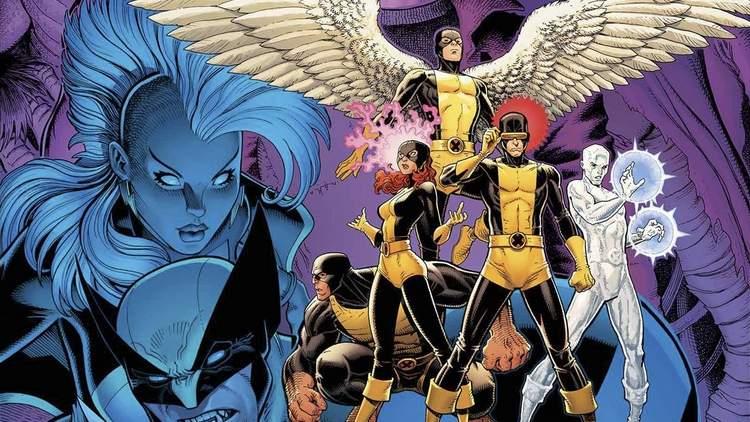 Novíssimos X-Men