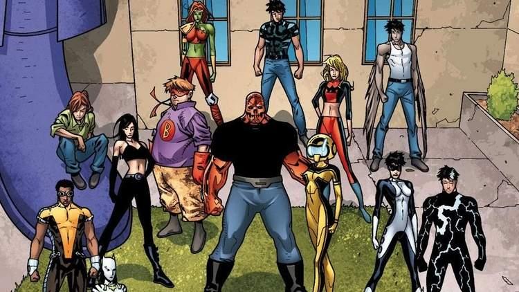 Academia de Vingadores