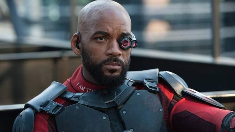 Will Smith como Pistoleiro