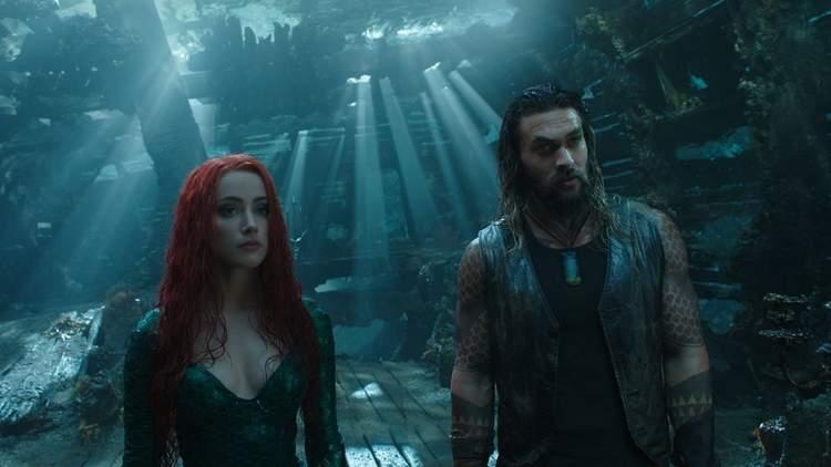 Para se Preocupar: Nada de Aquaman ou Mera.