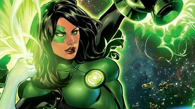 Lanterna Verde (Jessica Cruz)