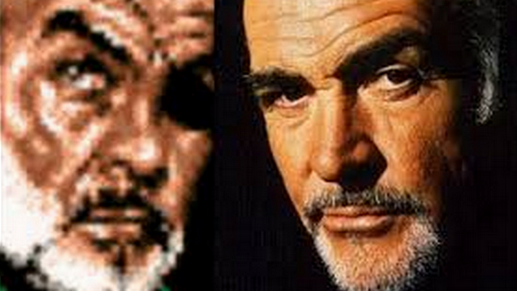 Sean Connery e Big Boss