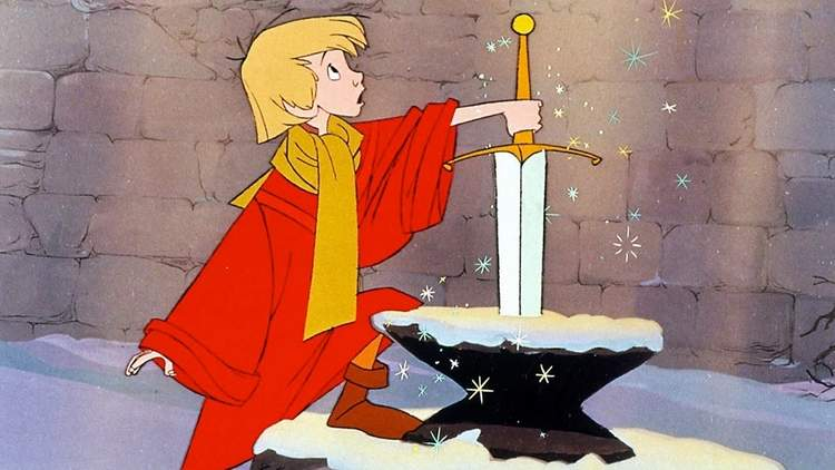 A Espada Era a Lei