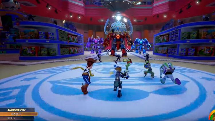 O Mundo de Toy Story