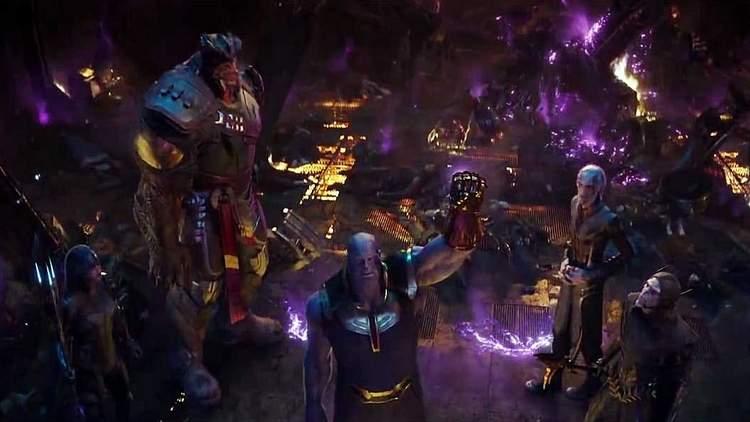 A destruição de Asgard