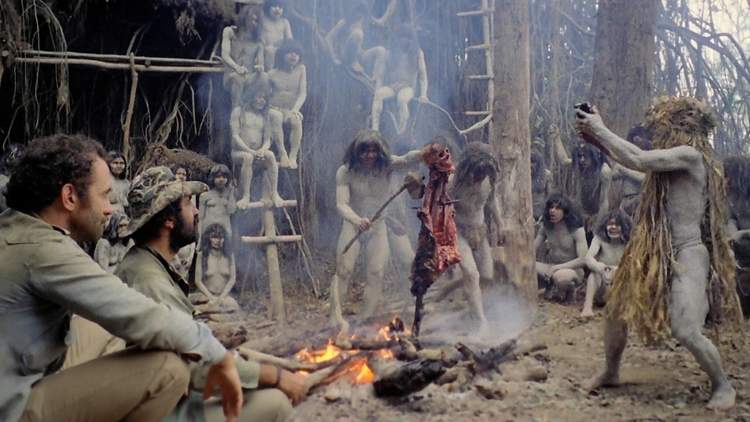 Holocausto Canibal (Cannibal Holocaust, 1980)