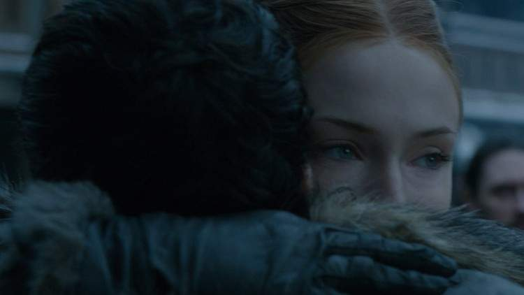 Melhores: Sansa desgostosa com Daenerys