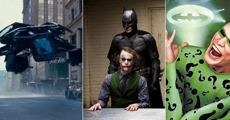 25 Momentos Mais épicos Dos Filmes Do Batman Legião Dos Heróis