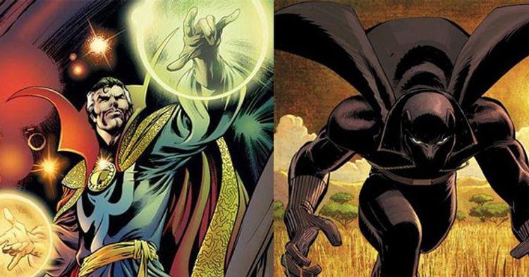ce498d9300b Stan Lee confirma Dr. Estranho e Pantera Negra  - Legião dos Heróis