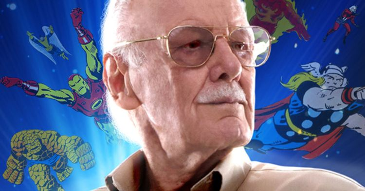 746a6d9378a Stan Lee fala sobre Marvel