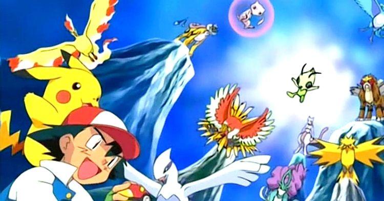 nintendo anuncia novo pokémon lendário legião dos heróis
