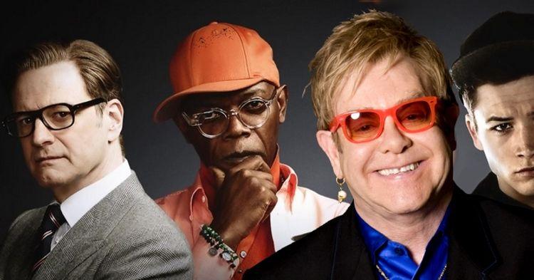 Kingsman Elton John