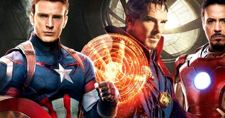 b0a21788a51 Vingadores  Guerra Infinita - Doutor Estranho é confirmado oficialmente no  filme! - Legião dos Heróis