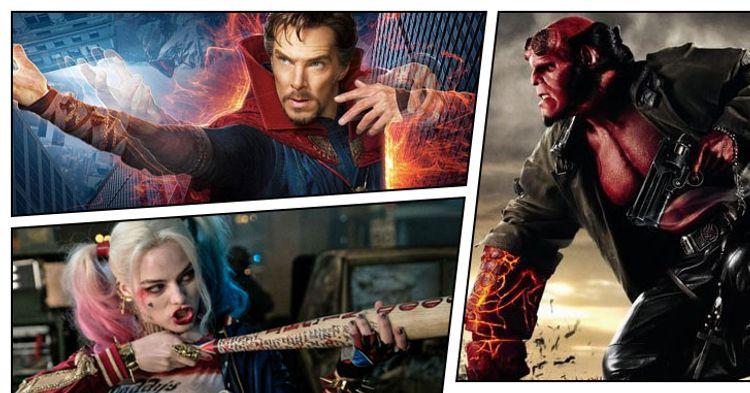 99717b60daa 10 Melhores escolhas de elenco em filmes de heróis - Legião dos Heróis