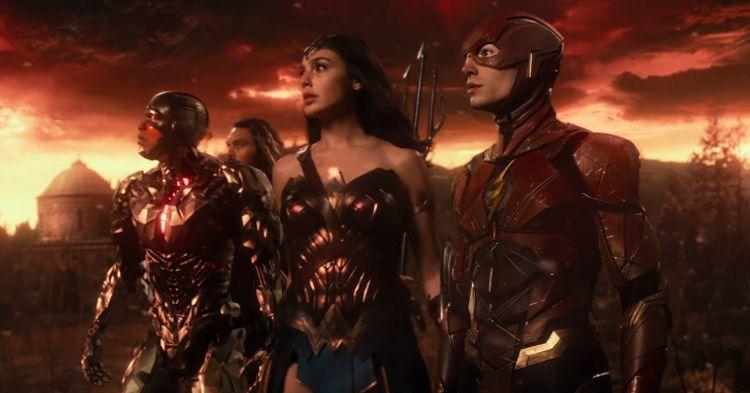 ebff05cc9 Liga da Justiça - Filme se torna a maior bilheteria de 2017 no Brasil! -  Legião dos Heróis