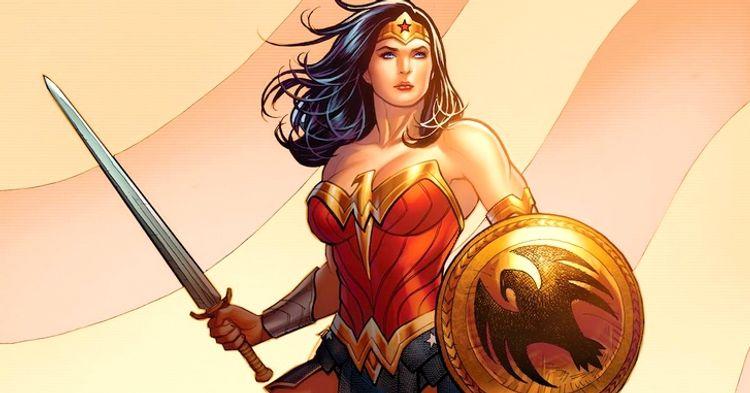 Liga Da Justiça Mulher Maravilha Morre Em Nova Hq Legião Dos Heróis