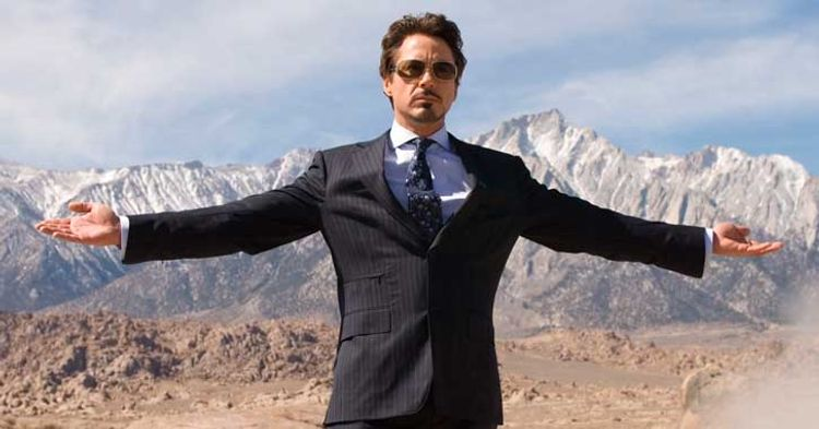 27e4720a9a72c Homem de Ferro – Robert Downey Jr. improvisou momento icônico do filme de  2008!