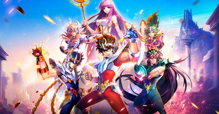 Cavaleiros do zodaco novo projeto do anime ser revelado em breve capa da publicao stopboris Images