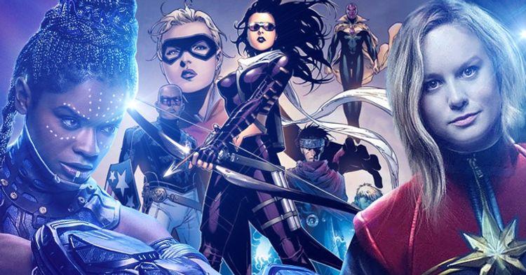 a4eac10e496 Como Vingadores 4 pode introduzir os Jovens Vingadores no Universo  Cinematográfico Marvel! - Legião dos Heróis
