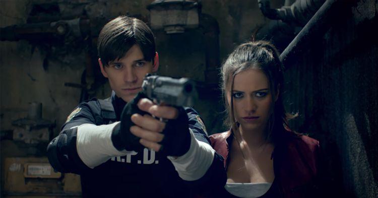 Resultado de imagem para Resident Evil 2 Live action