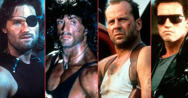 O Que Aconteceu Com Os Heróis De Ação Do Cinema Legião Dos Heróis