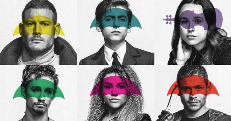 664bd1f5d0e85 The Umbrella Academy - Série se torna um grande sucesso de visualizações! -  Legião dos Heróis
