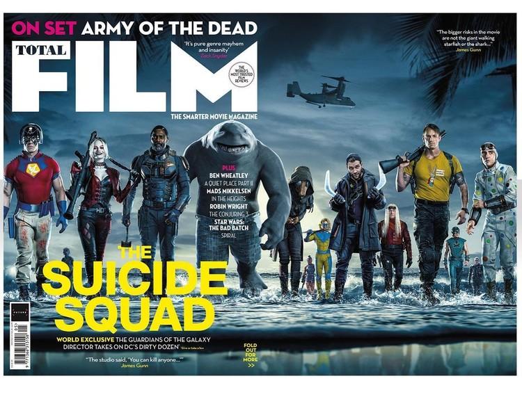O Esquadrão Suicida | Novas imagens da equipe são divulgadas