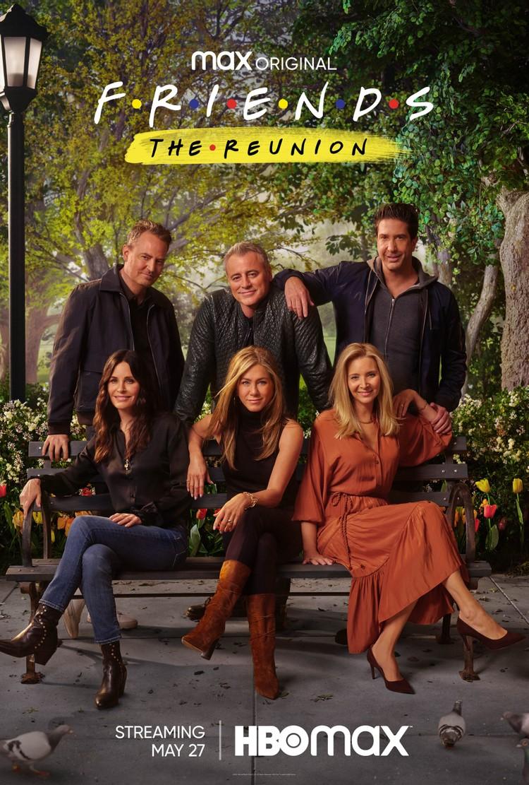 Friends   Elenco revive cenas da série em trailer completo