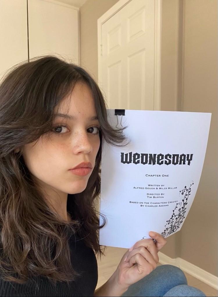 Wednesday | Jenna Ortega será Wandinha Addams em nova série da Netflix